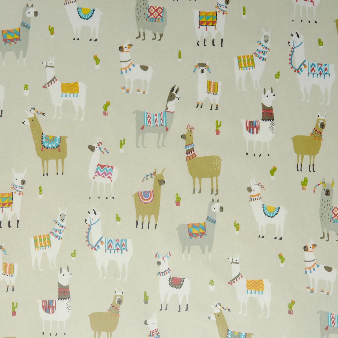 Alpaca Canvas Oil Cloth