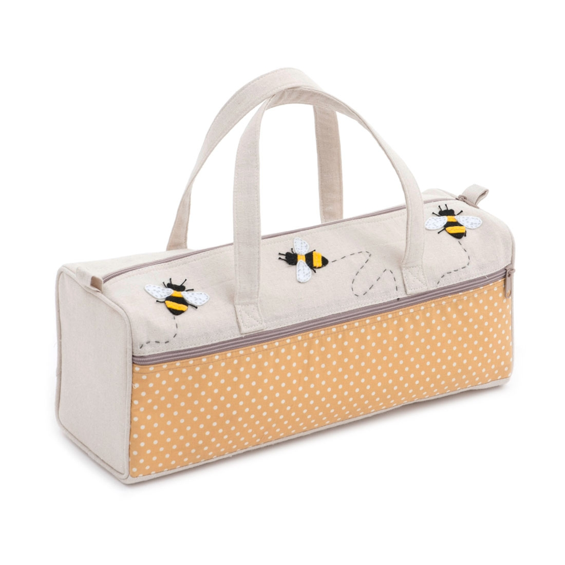 Bee Hive Knit Bag