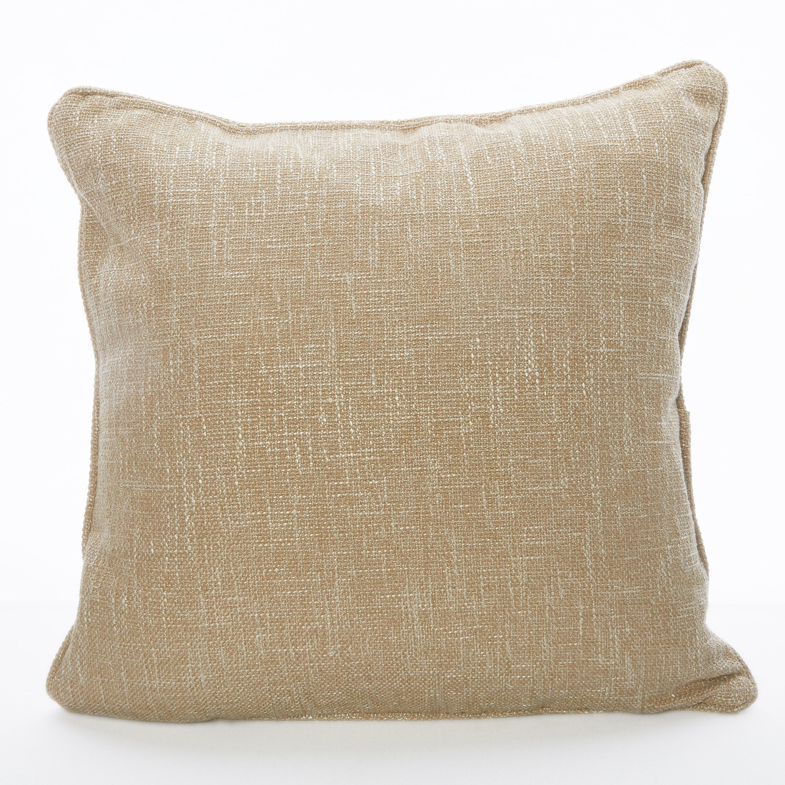 Boucle Ochre Cushion
