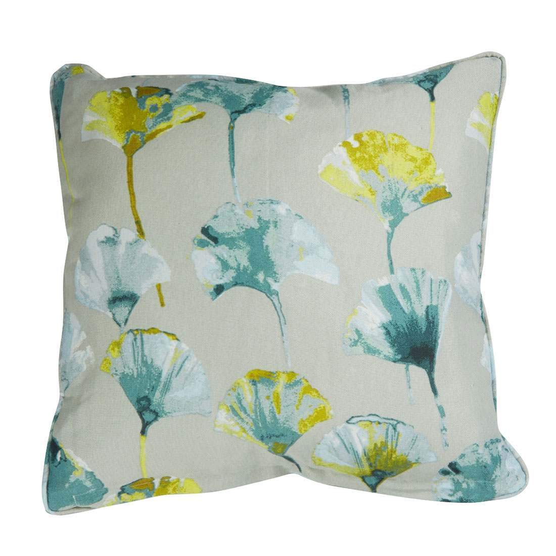 Camarillo Chartreuse Cushion