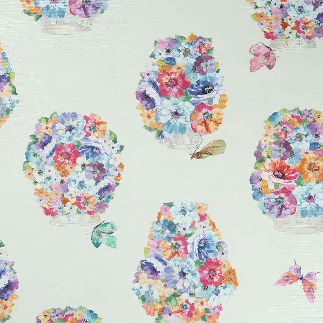 Carla Co Ord Lilac Curtain Fabric