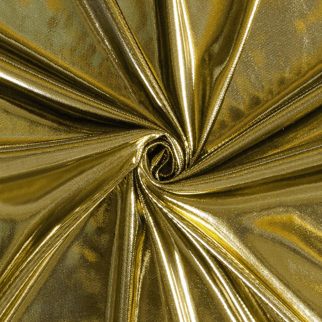 Computer Foil Jersey Dk Gold