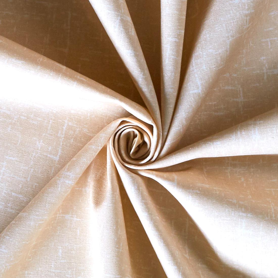 Cotton Blenders Beige Craft Fabric
