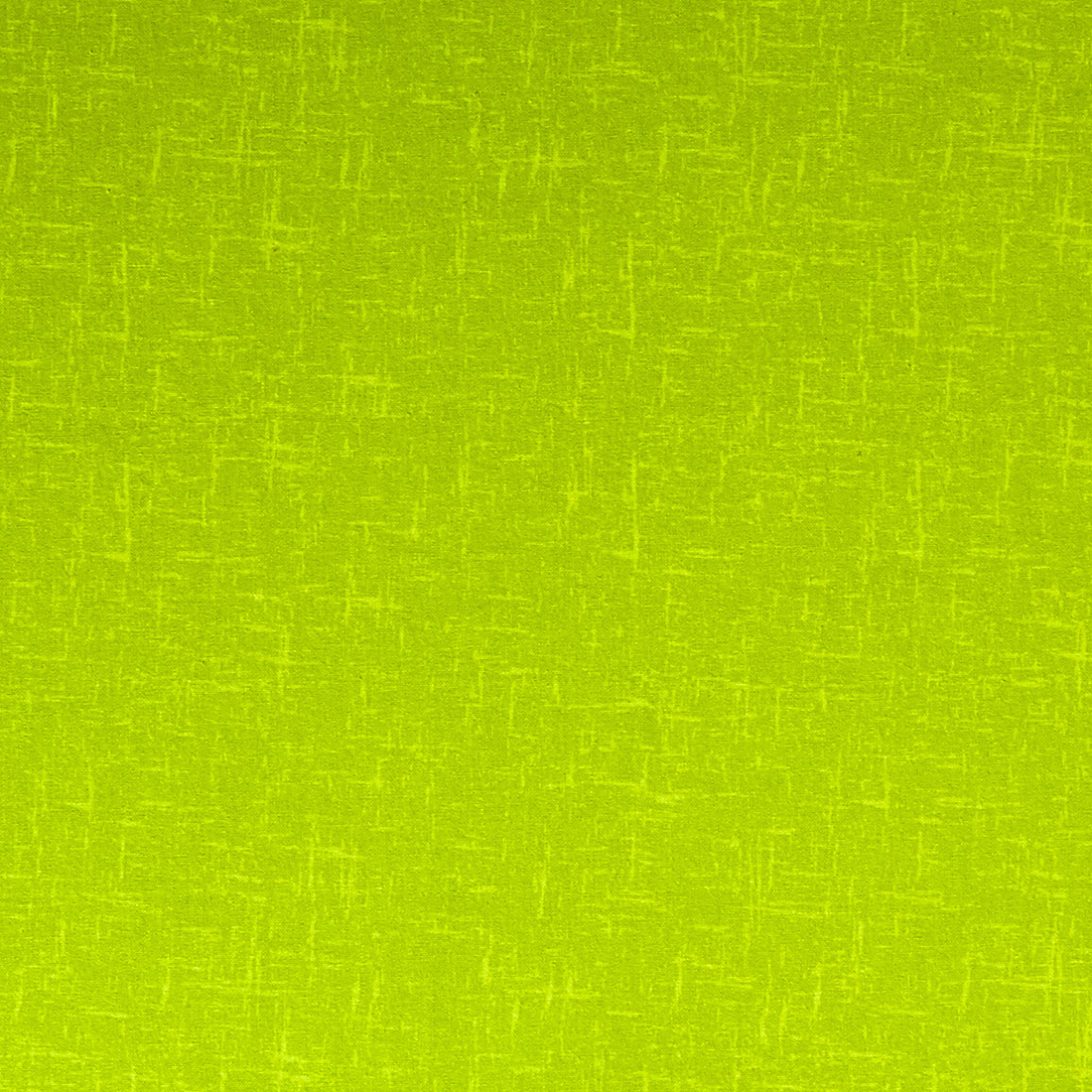 Cotton Blenders Lime Craft Fabric