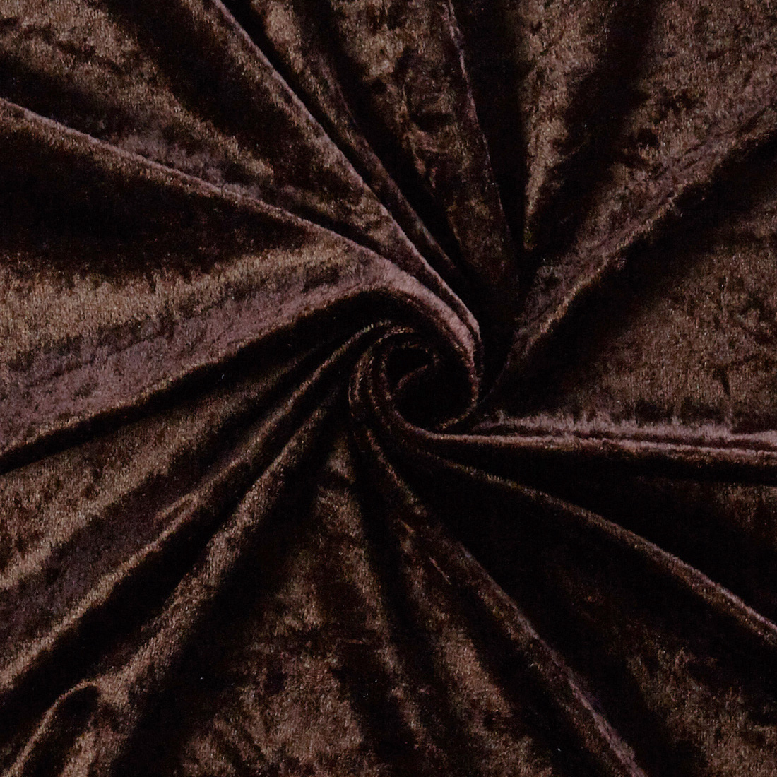 Crushed Velour Brown
