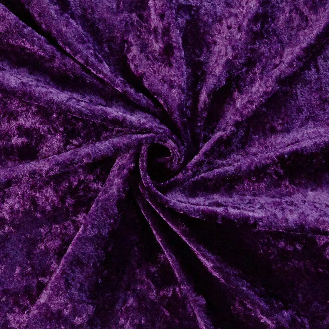 Crushed Velour Purple