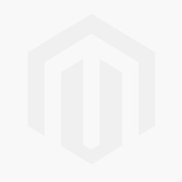 Milan 50mm Reeded Ball Pewter Grey and Silver