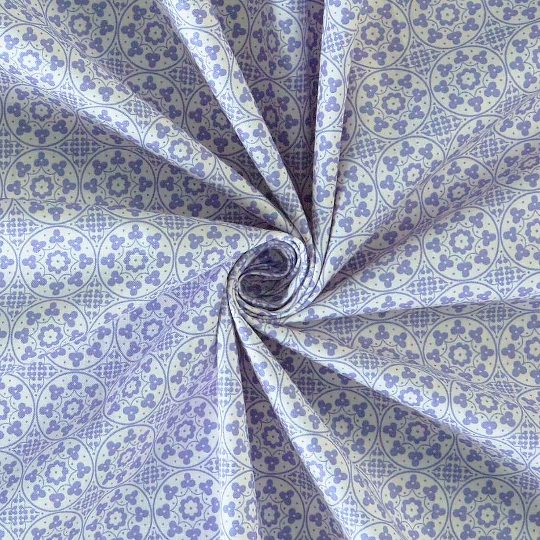 Daisy Circle Lilac