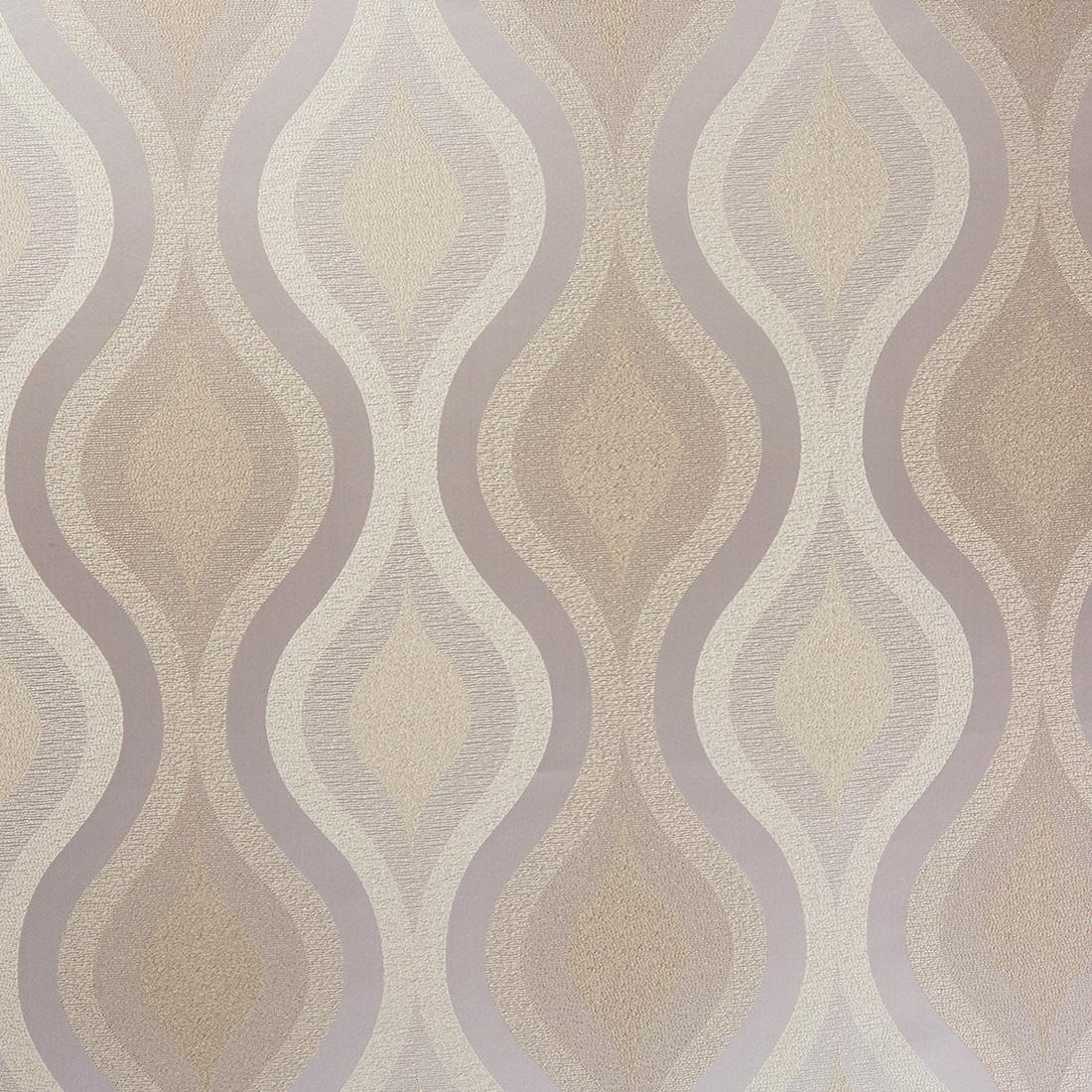 Deco Chrome Curtain Fabric