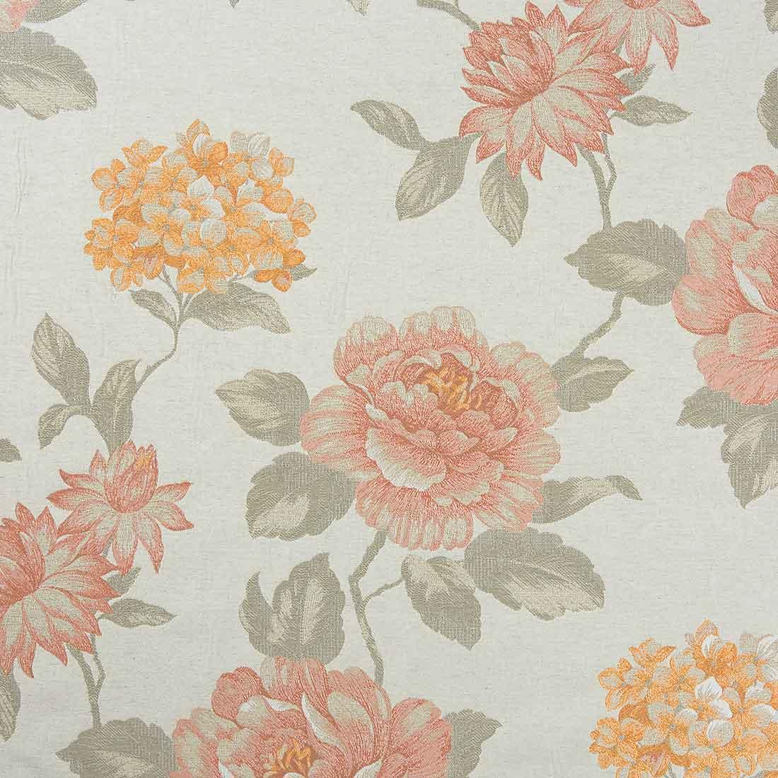 Deledda Coral Upholstery Fabric
