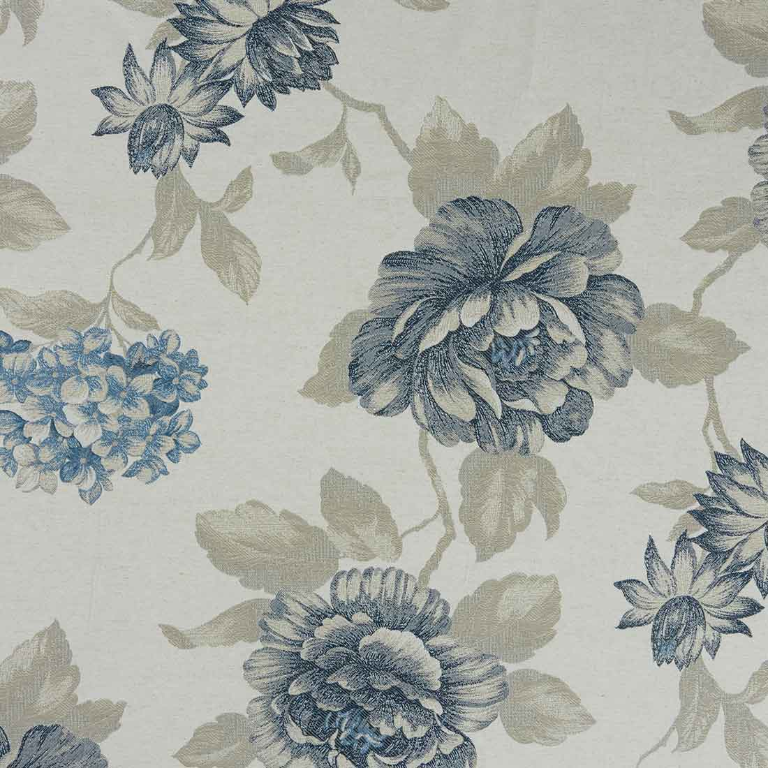 Deledda Ink Upholstery Fabric