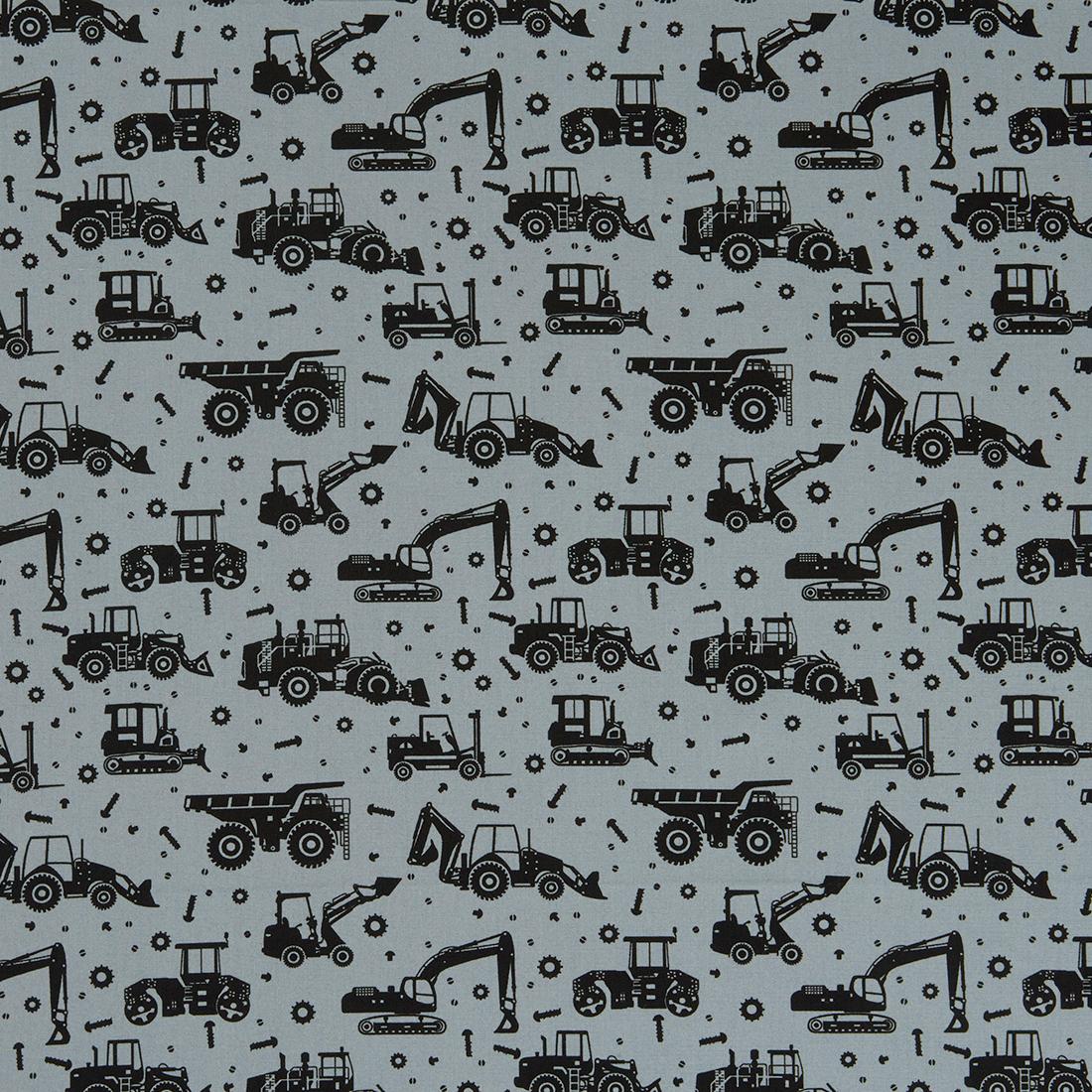 Diggers Grey