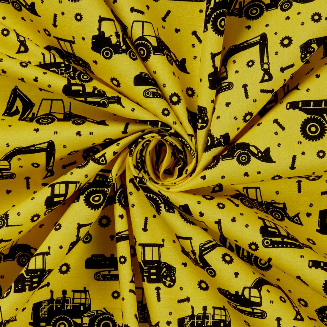 Diggers Yellow