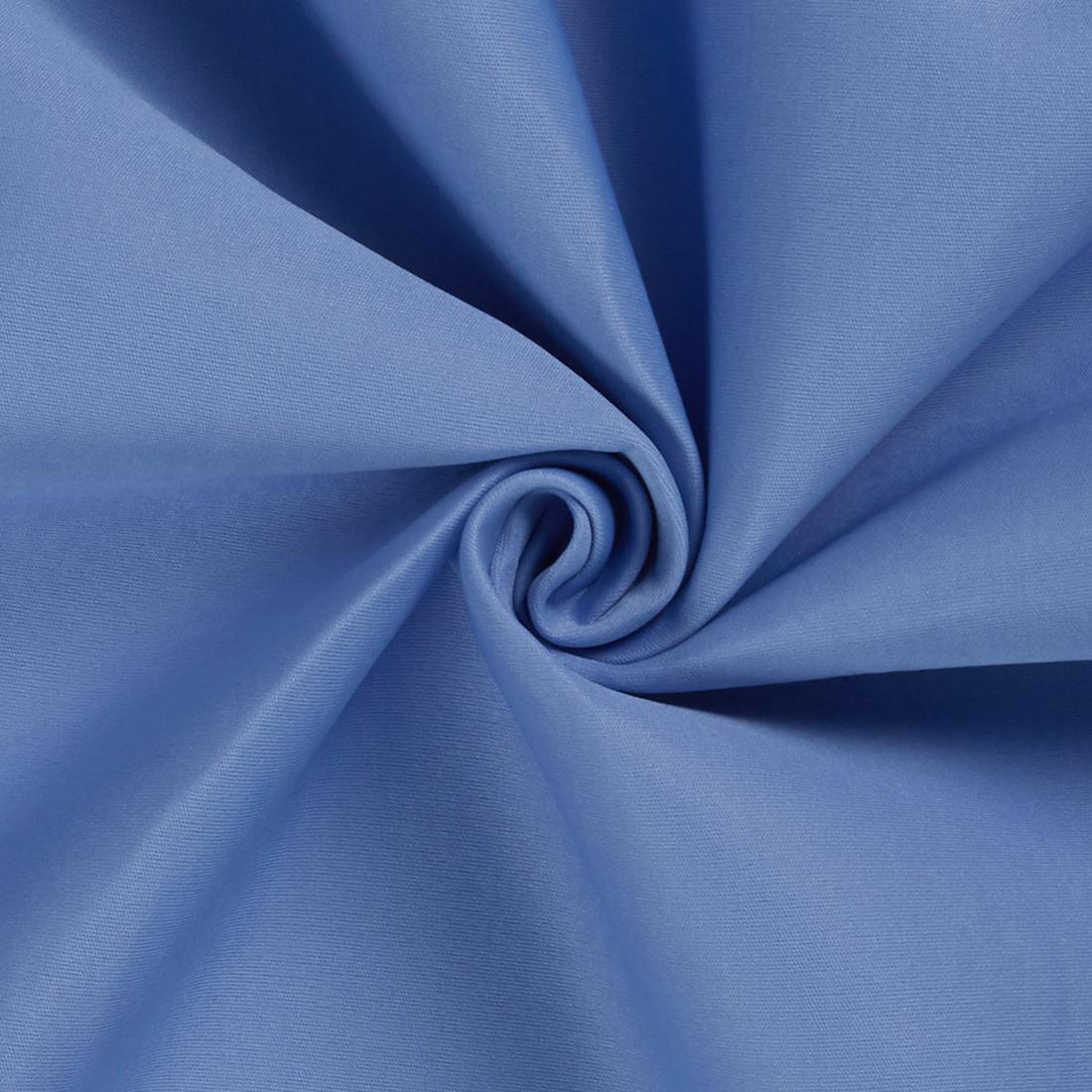 Double Face Scuba Sky Grey Fabric