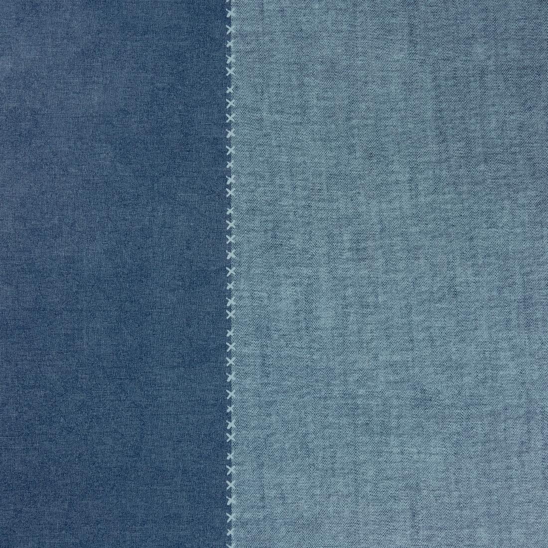 Ecru Denim Oil Cloth