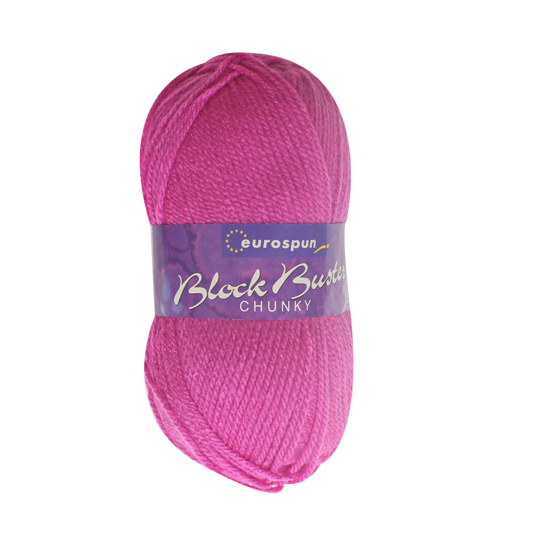 Eurospun Blockbuster Chunky Dolly Pink 524