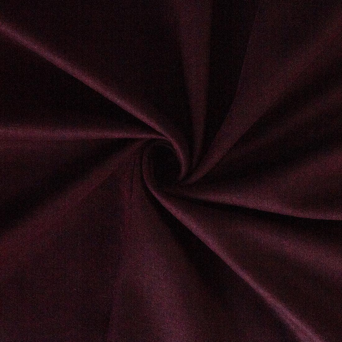 Flannel Burgundy