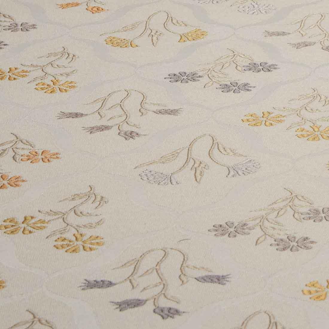 Fleur Ochre Upholstery Fabric