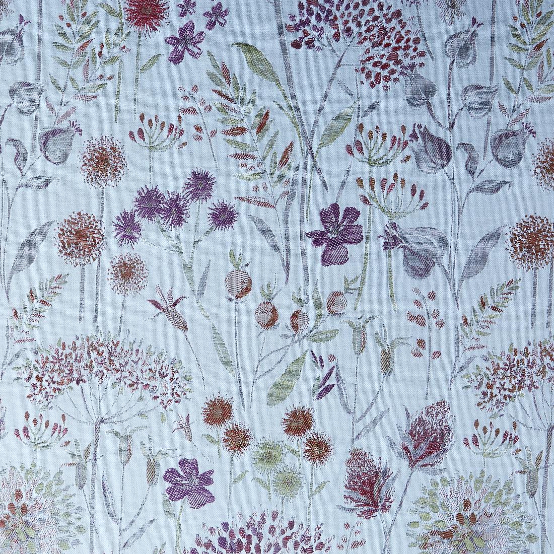 Flora Cream Plum