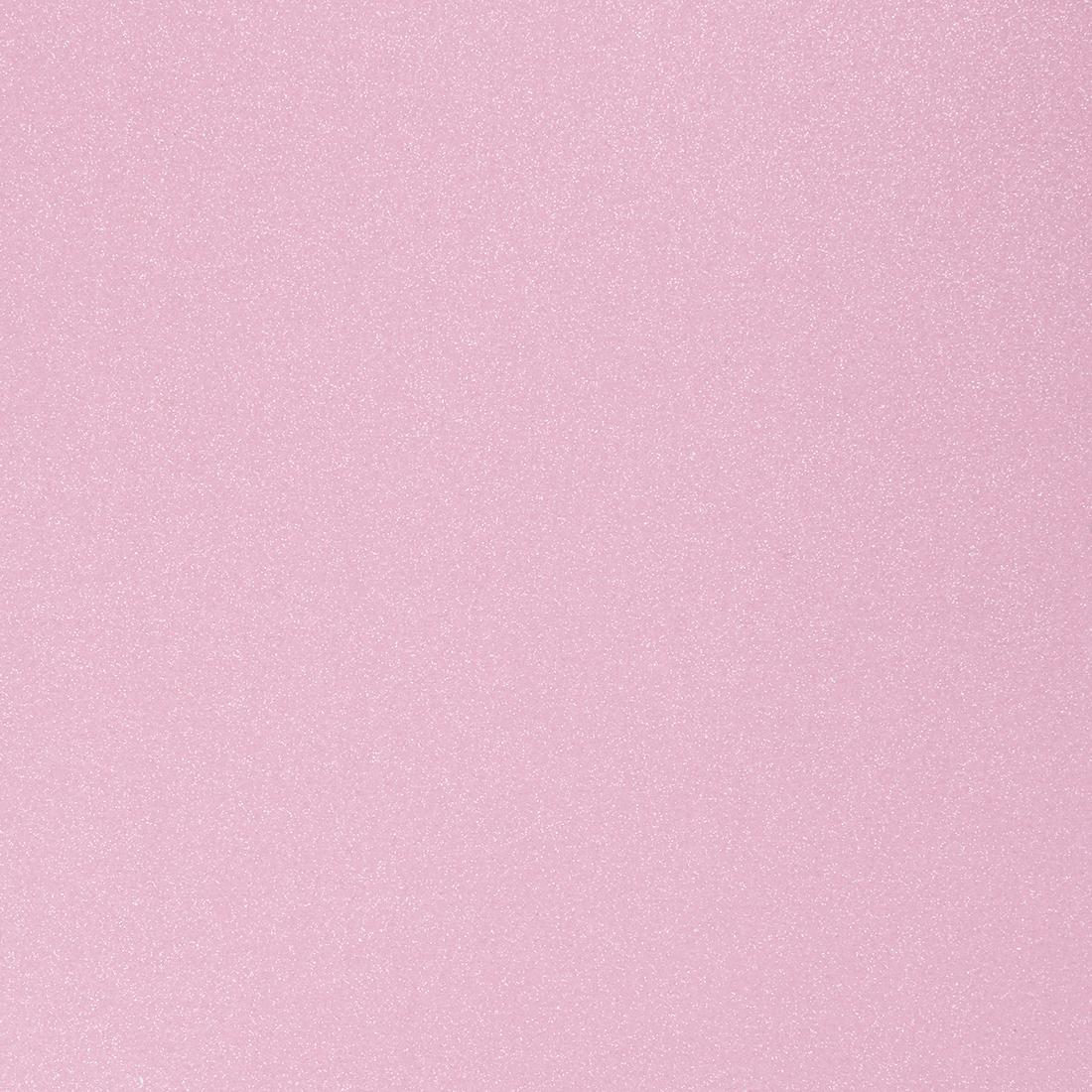 Glitter Cotton Pink Craft Fabric