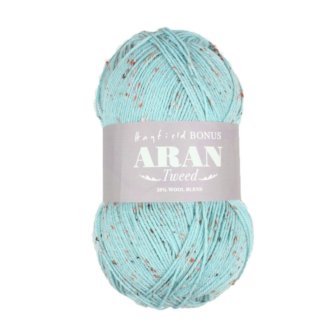 Hayfield Aran Tweed 665