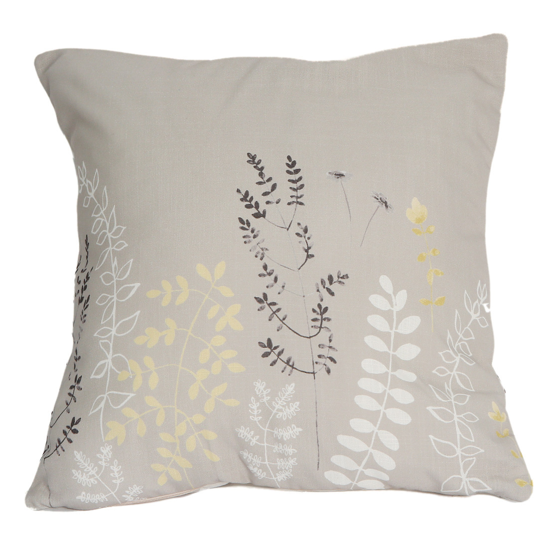 Haze Yellow Cushion