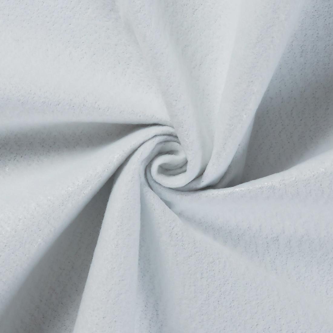 Insul Bright White Insulated Fabric