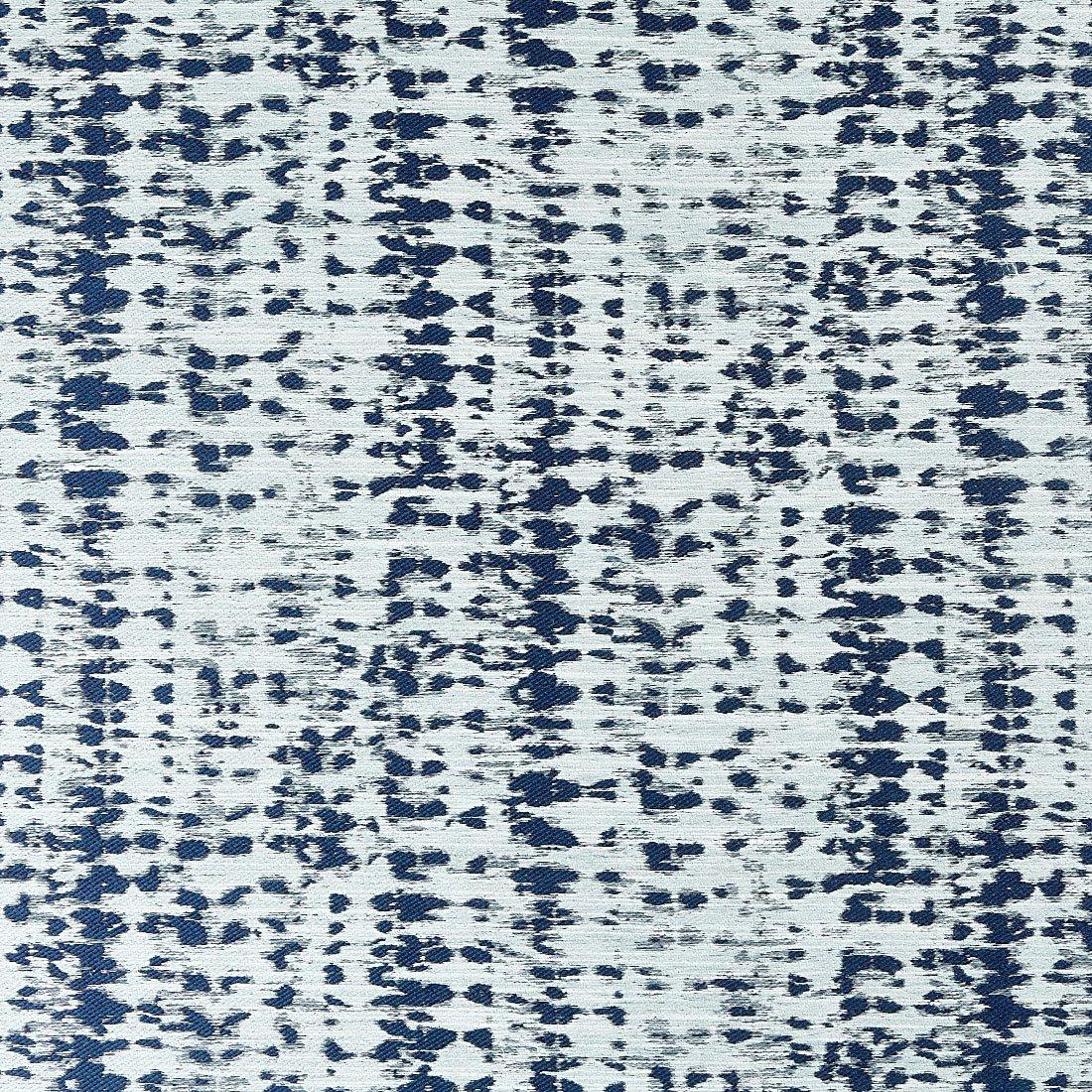 Kotomi Indigo Curtain Fabric