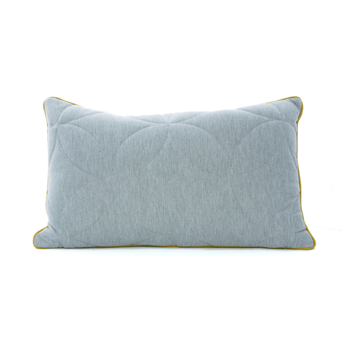 Leo Lime Filled Jersey Cushion