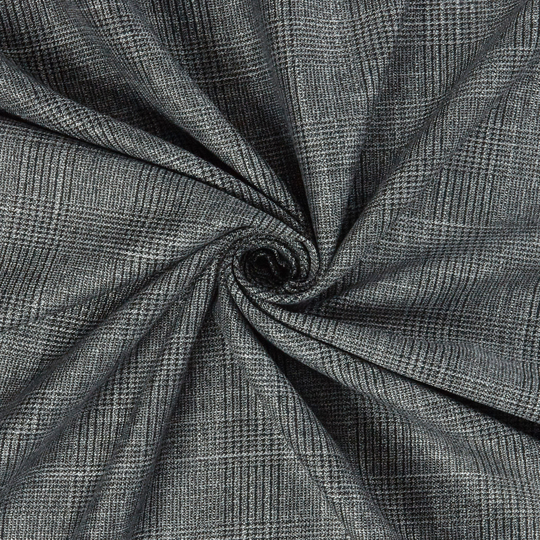 Lurex Suiting Silver Dress Fabric