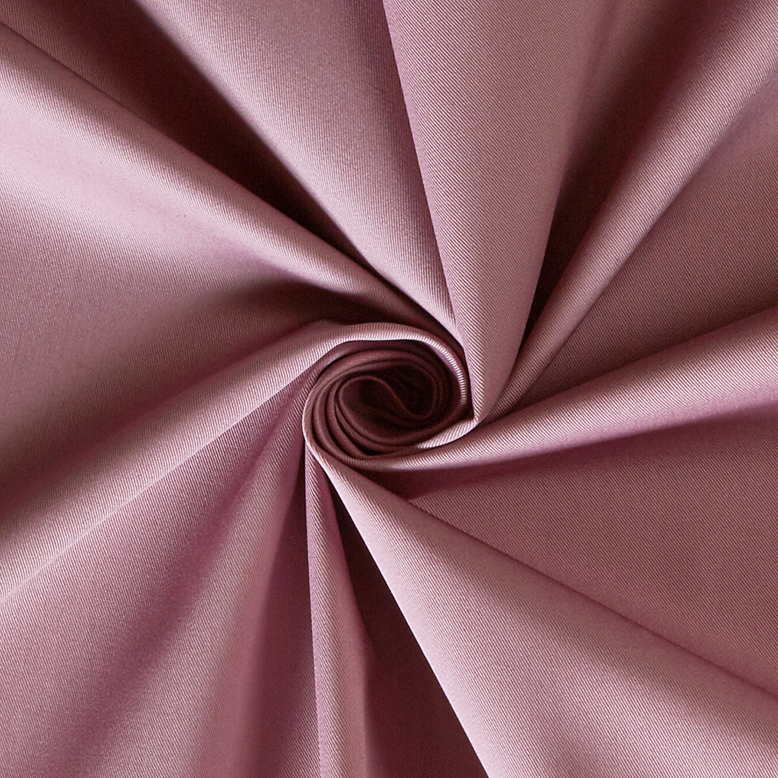 Luxury Cotton Sateen Antique Rose