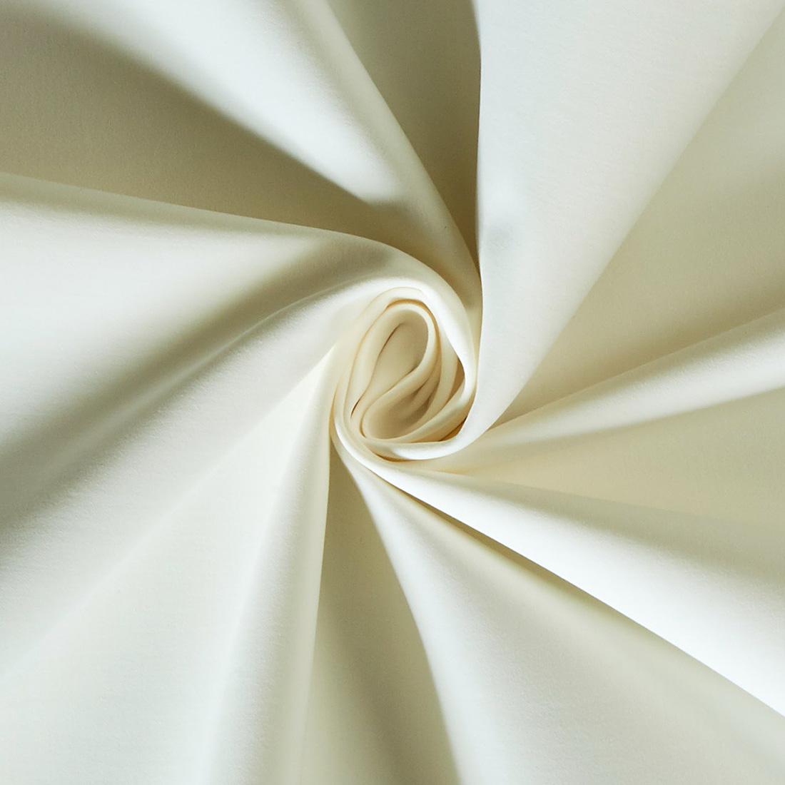 Luxury Cotton Sateen Ivory