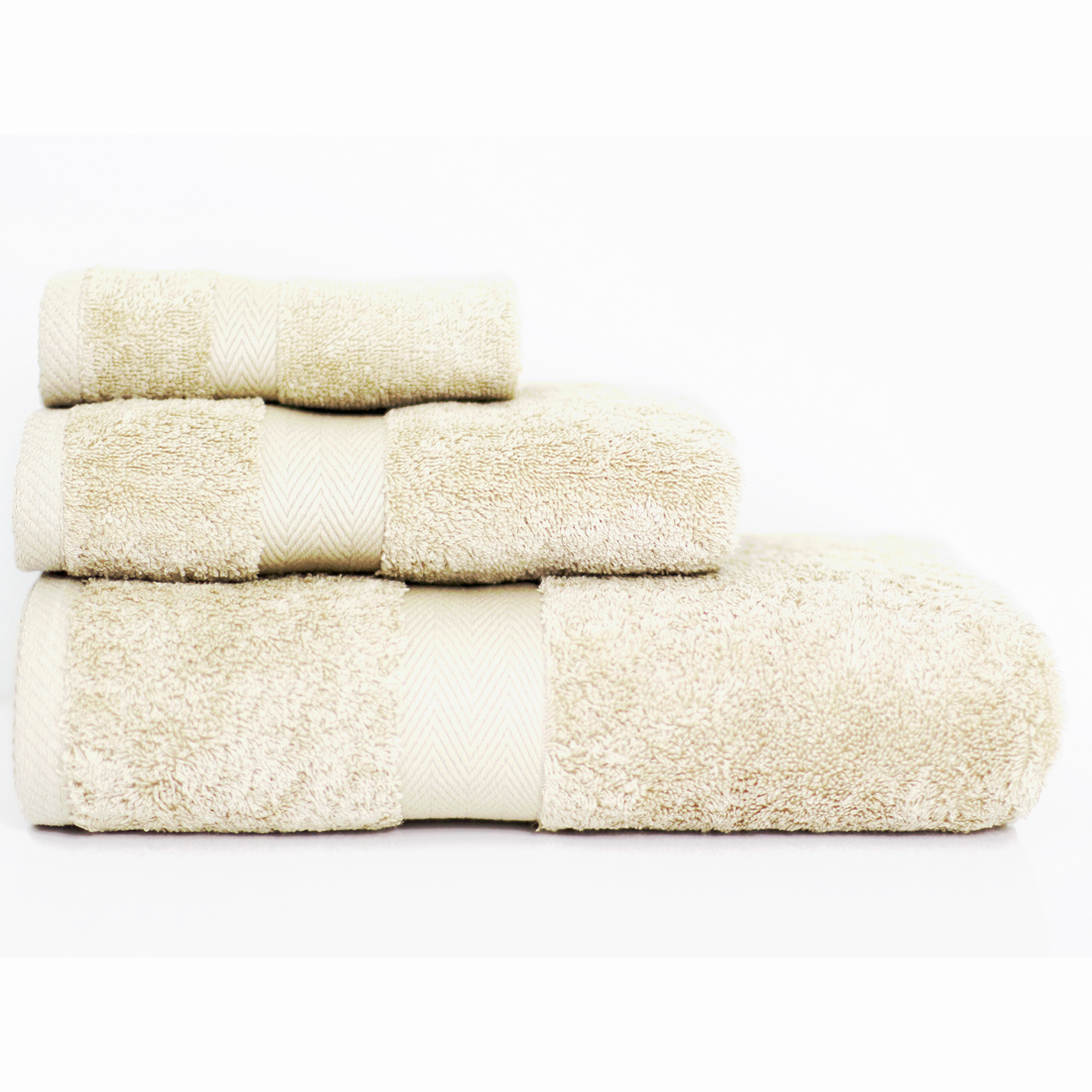 Luxor Ivory Towels
