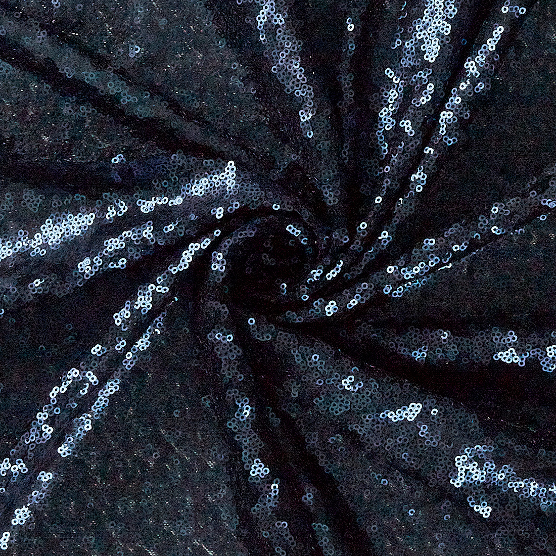 Luxor Sequin Tulle Navy