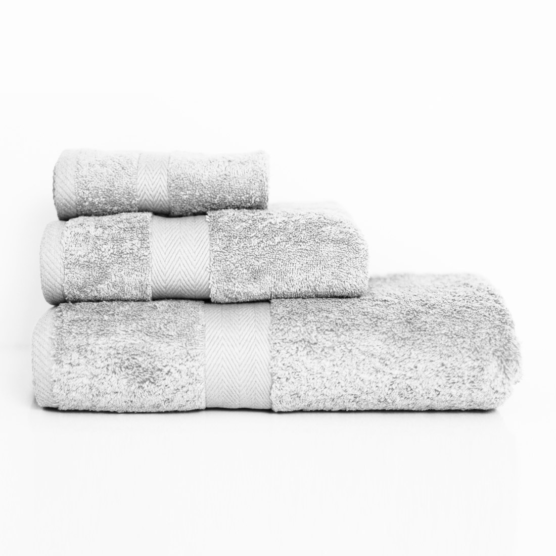 Luxor Silver Towels