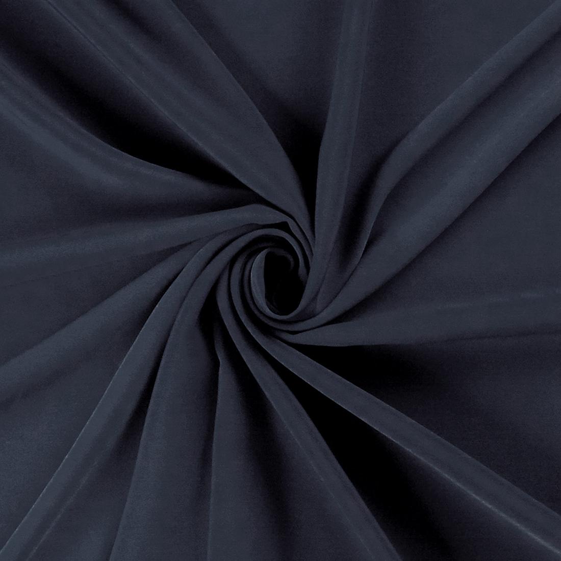 Luxury Crepe Platinum Dress Fabric