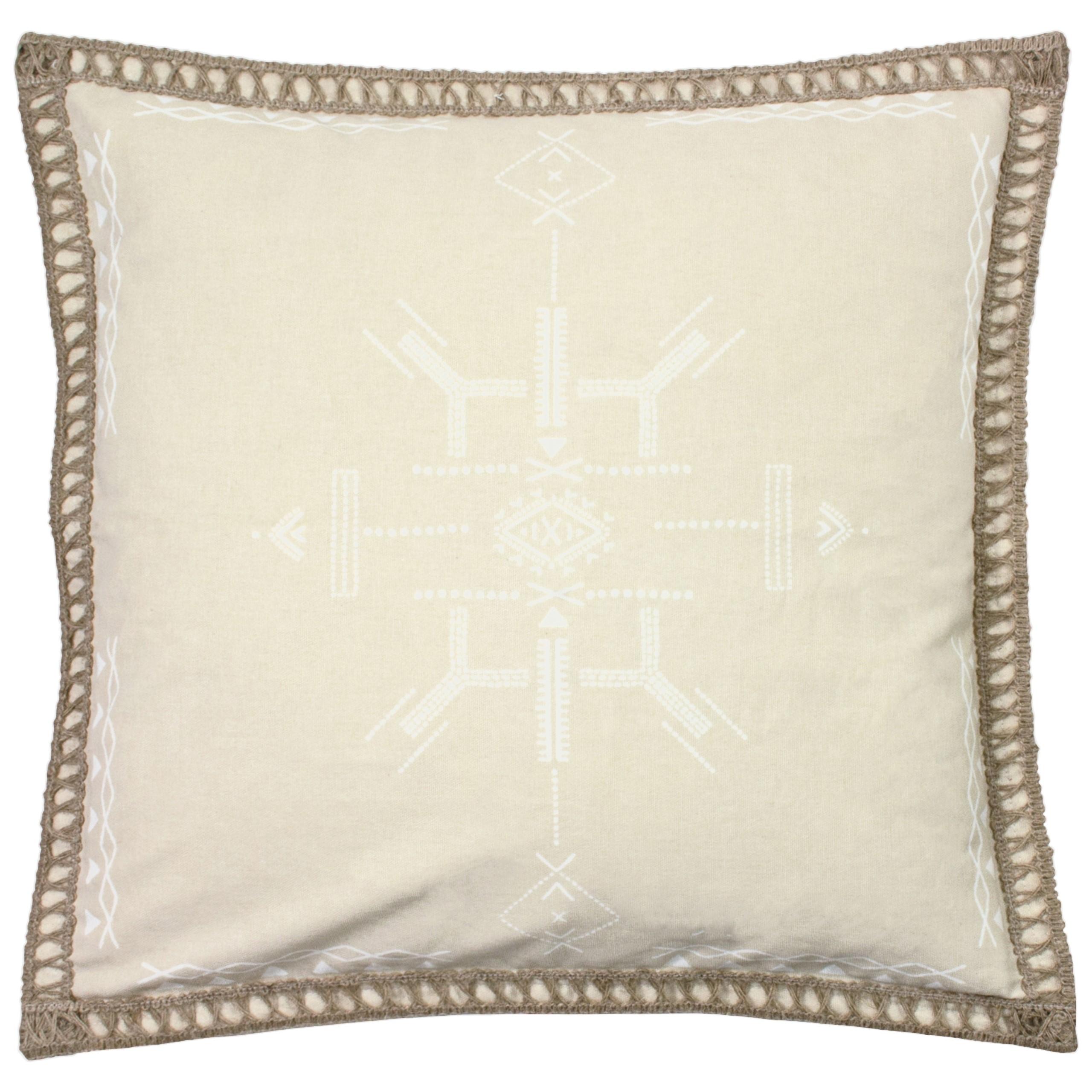 Mini Inka Natural Cushion