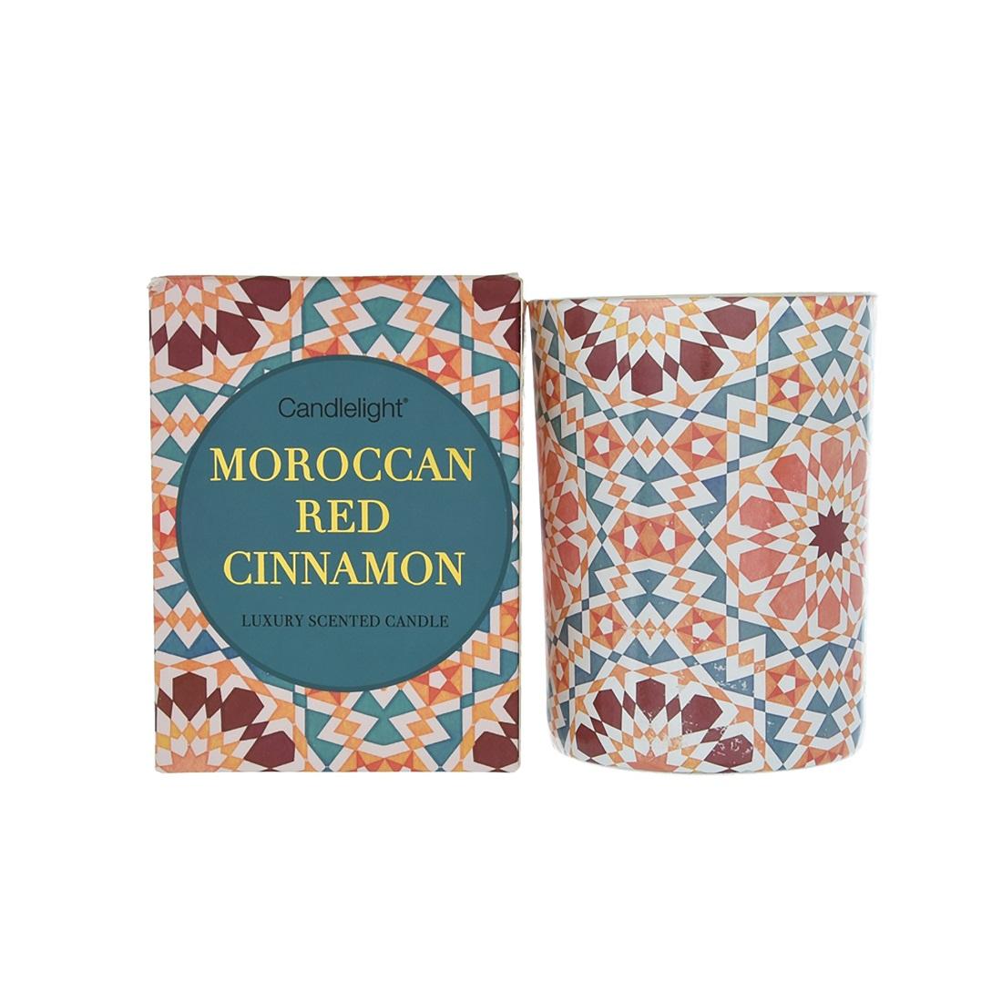 Moroccan Cinnamon Small Candle