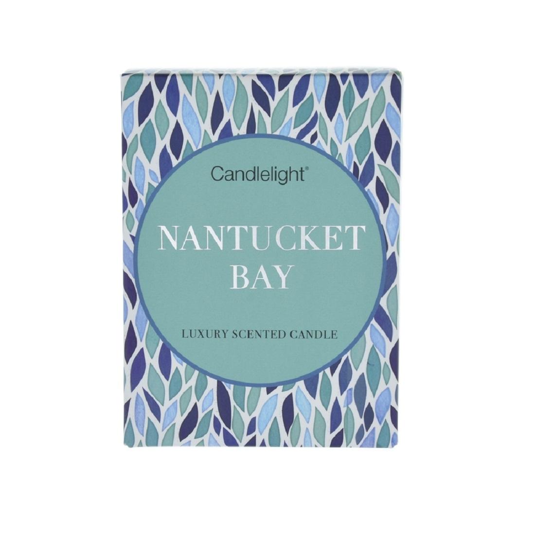 Nantucket Bay Small Candle