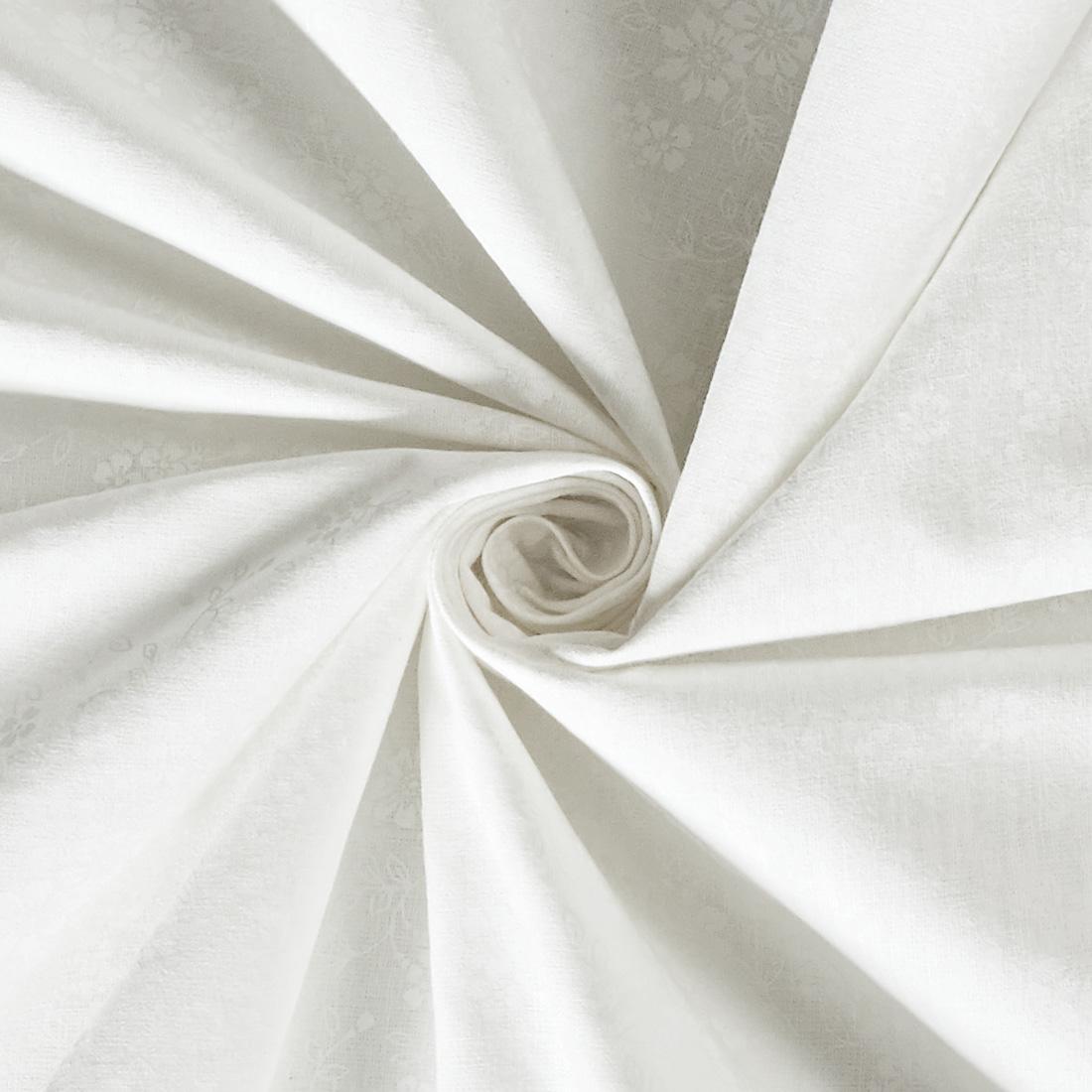 Natural Essentials Floral White