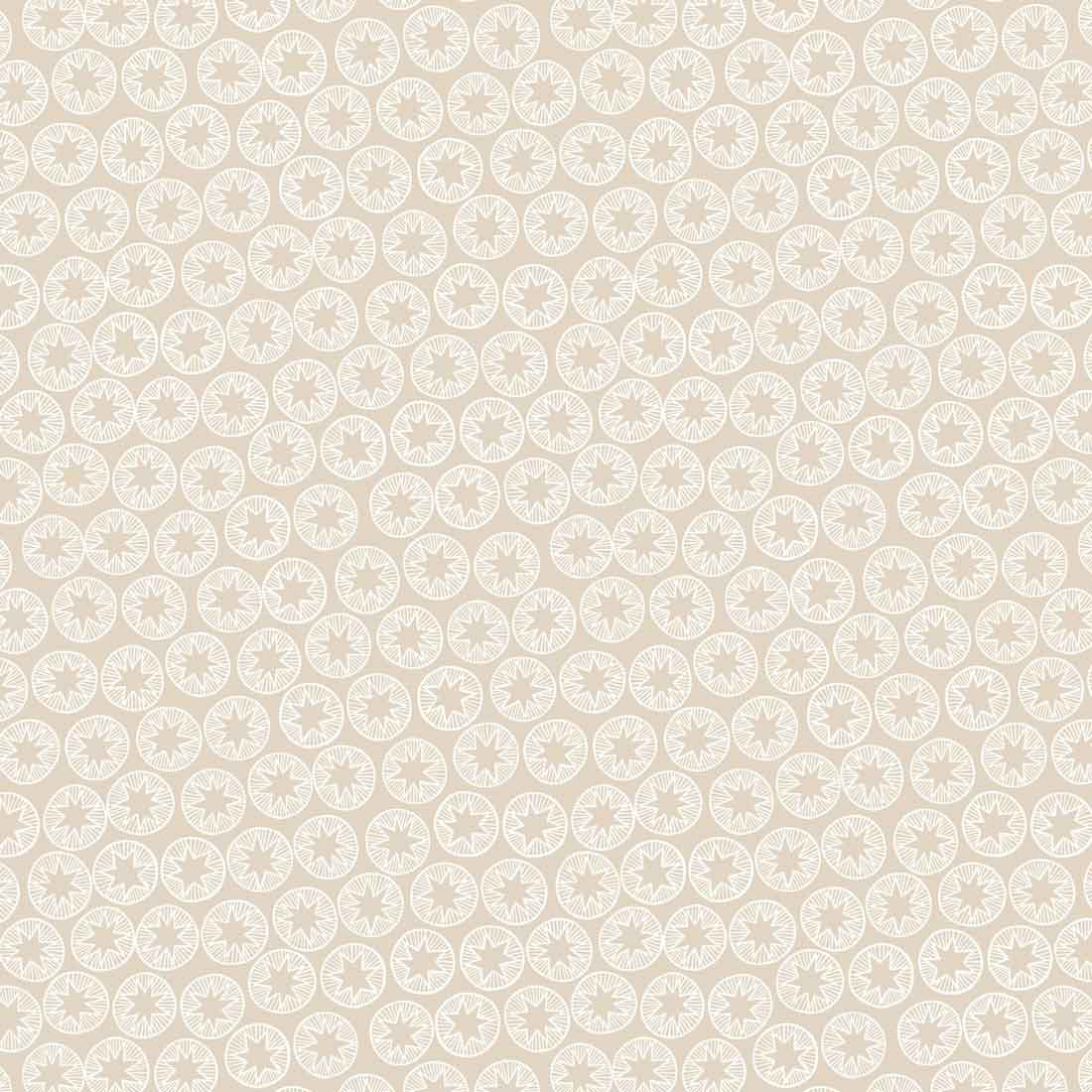 New Forest Winter Blender Natural Craft Fabric