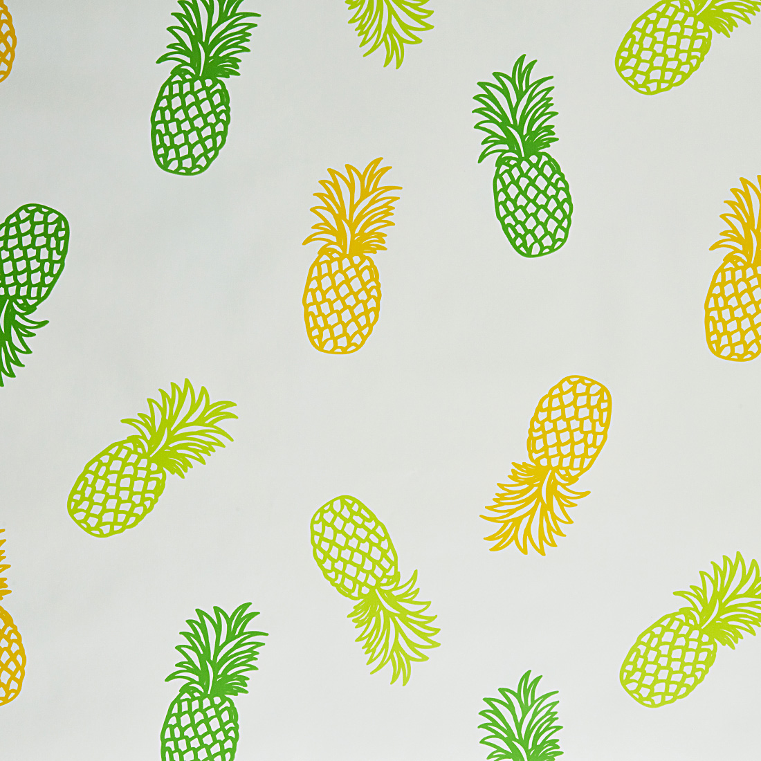Pineapple Lime Oil Cloth
