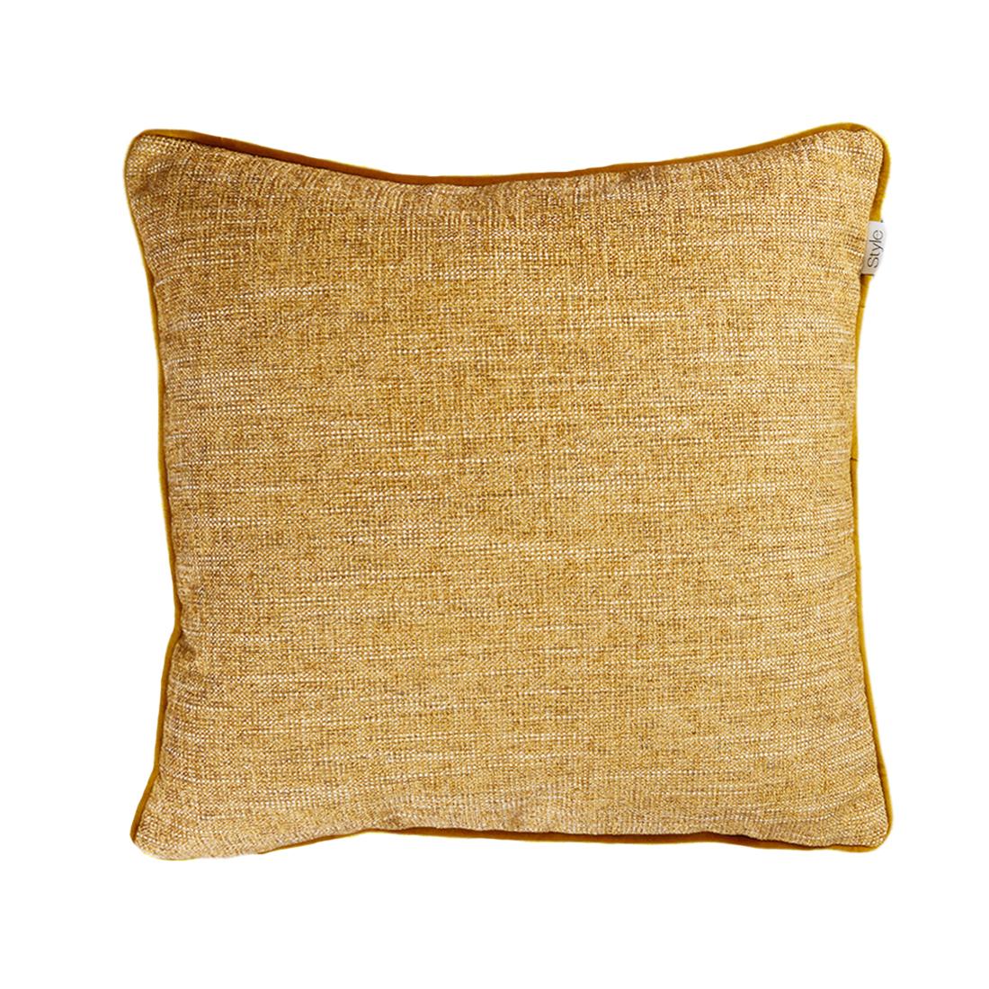 Polaris Ochre Cushion