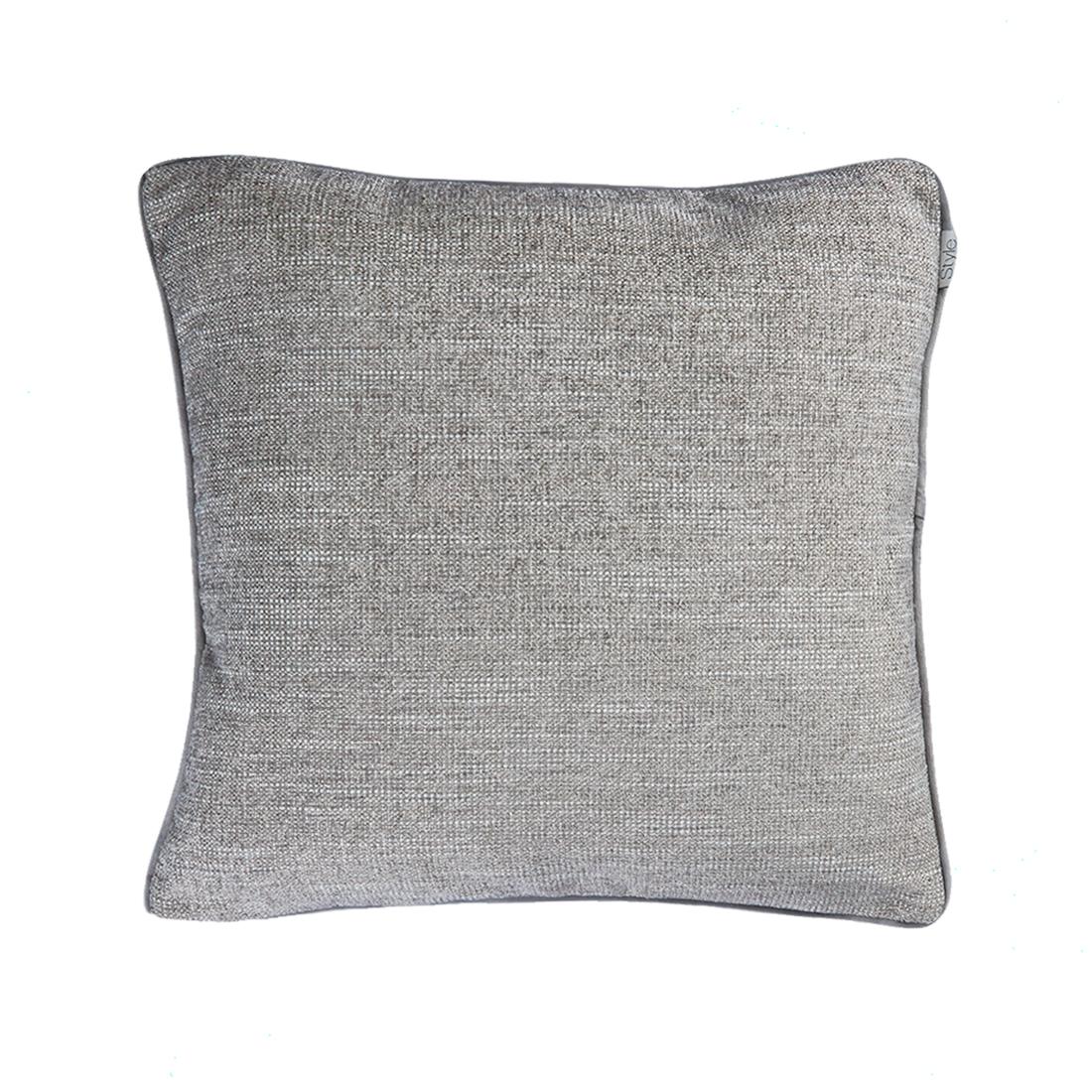 Polaris Silver Cushion