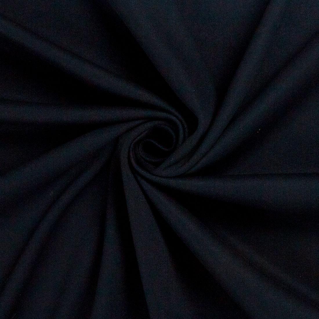 Ponte Jersey Black