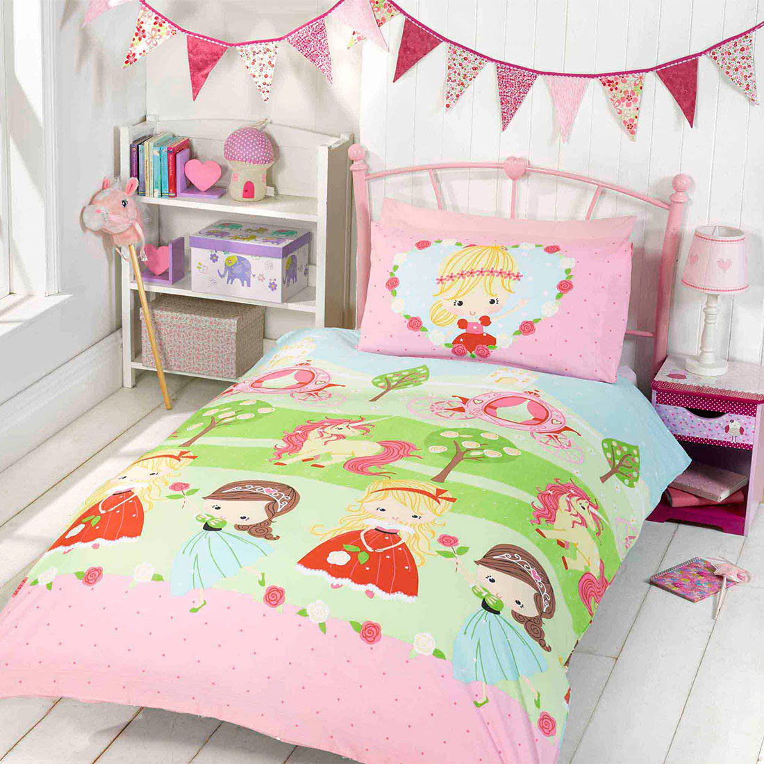Kidz Pretty Princess Pink
