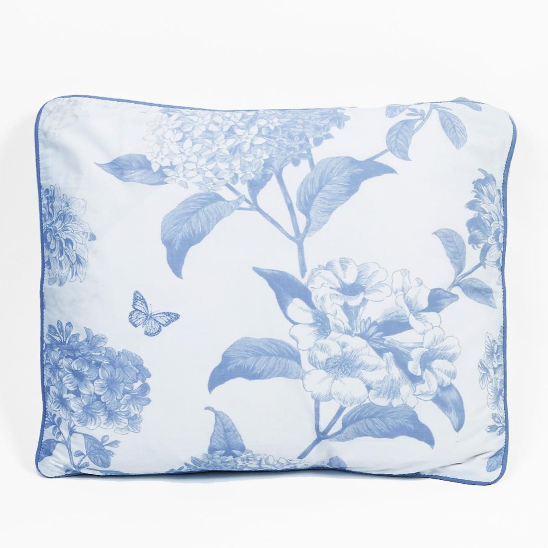 Rene Blue Cushion