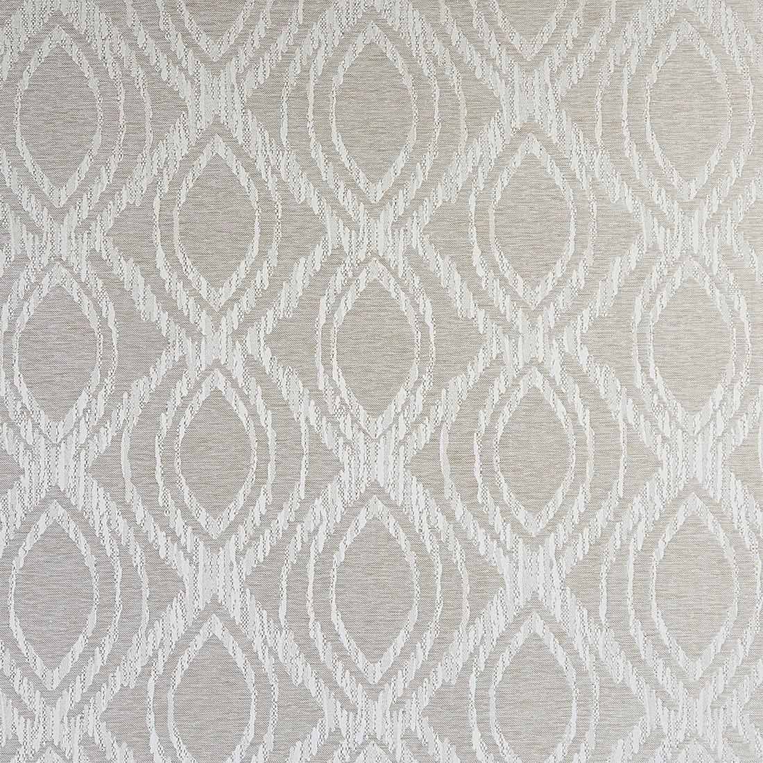 Saturn Chalk Curtain Fabric