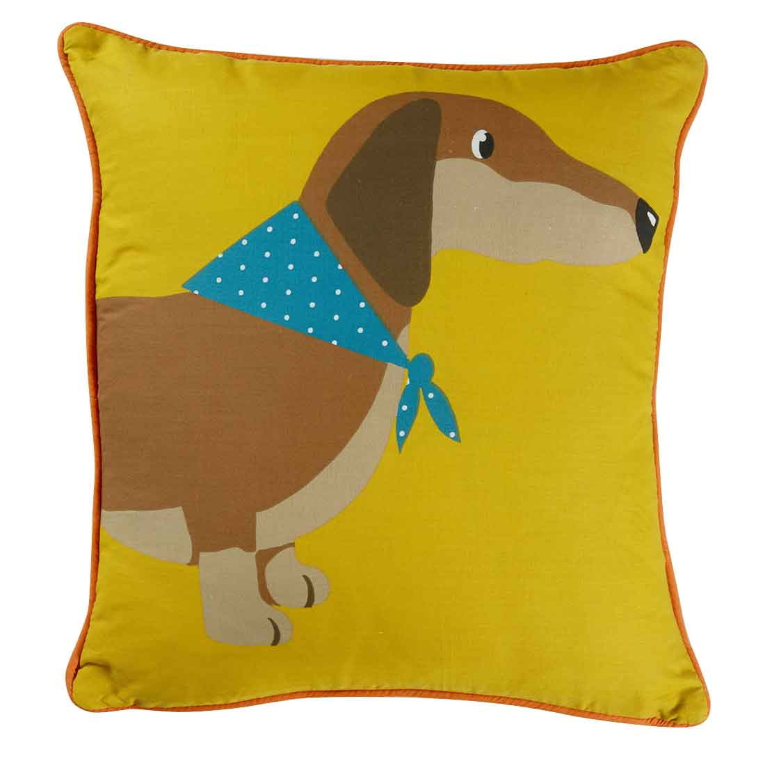 Sausage Dog Cushion Cover Long