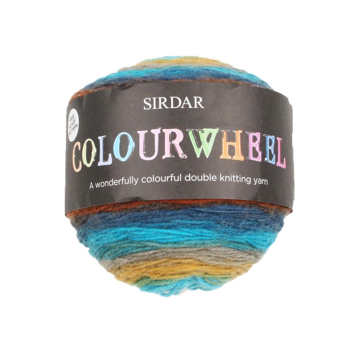 Sirdar Colourwheel Dk 208